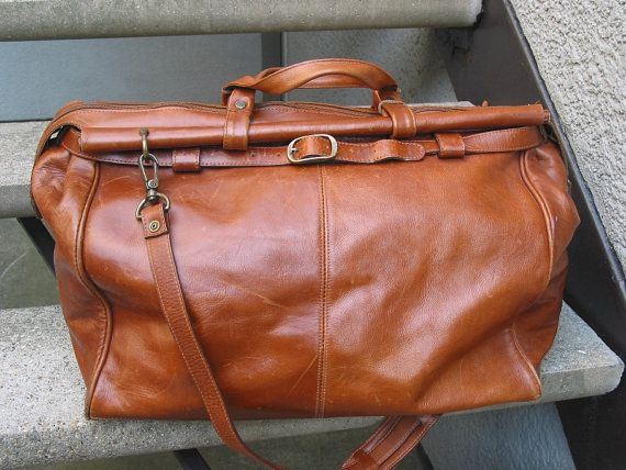 48 best Luggage images on Pinterest | Tan leather, Briefcases and ...