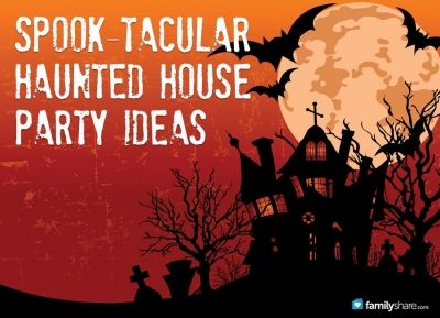 Want to rock the dead? Afraid the only guests at your haunted house party will be the spiders? Here are some fun ideas to bring dead Halloween parties...