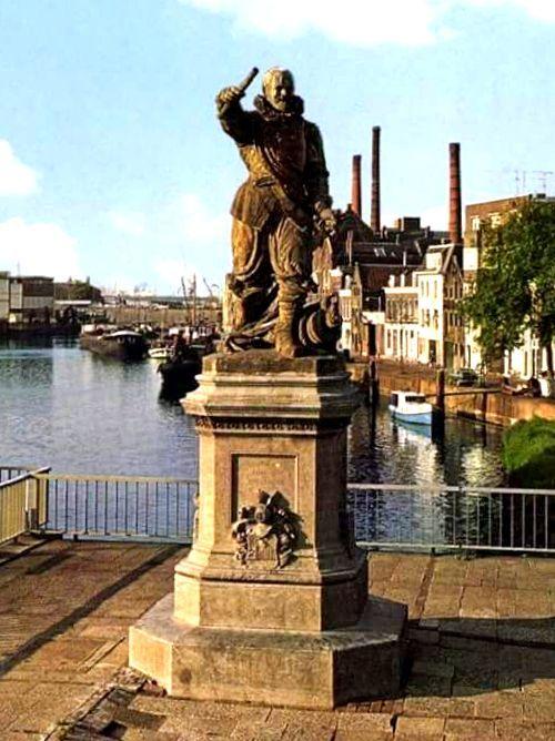 Rotterdam - delfshaven - piet hein