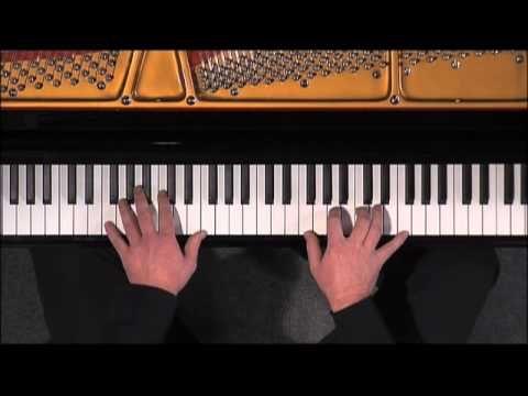 jazz piano tutorial easy