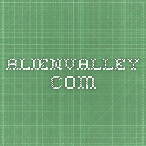 alienvalley.com