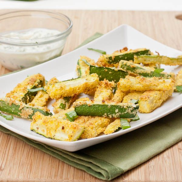 Zucchini Fries-- Made this and was NOT impressed. The texture of the ...