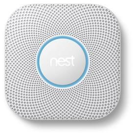 JILL IDEA   Qty: 3 Nest Protect Battery-Powered 2-Volt Photoelectric Sensor Smoke Detector at Lowes.com
