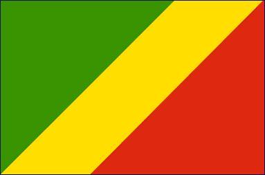 Drapeau du Congo (#Flag of #Congo)