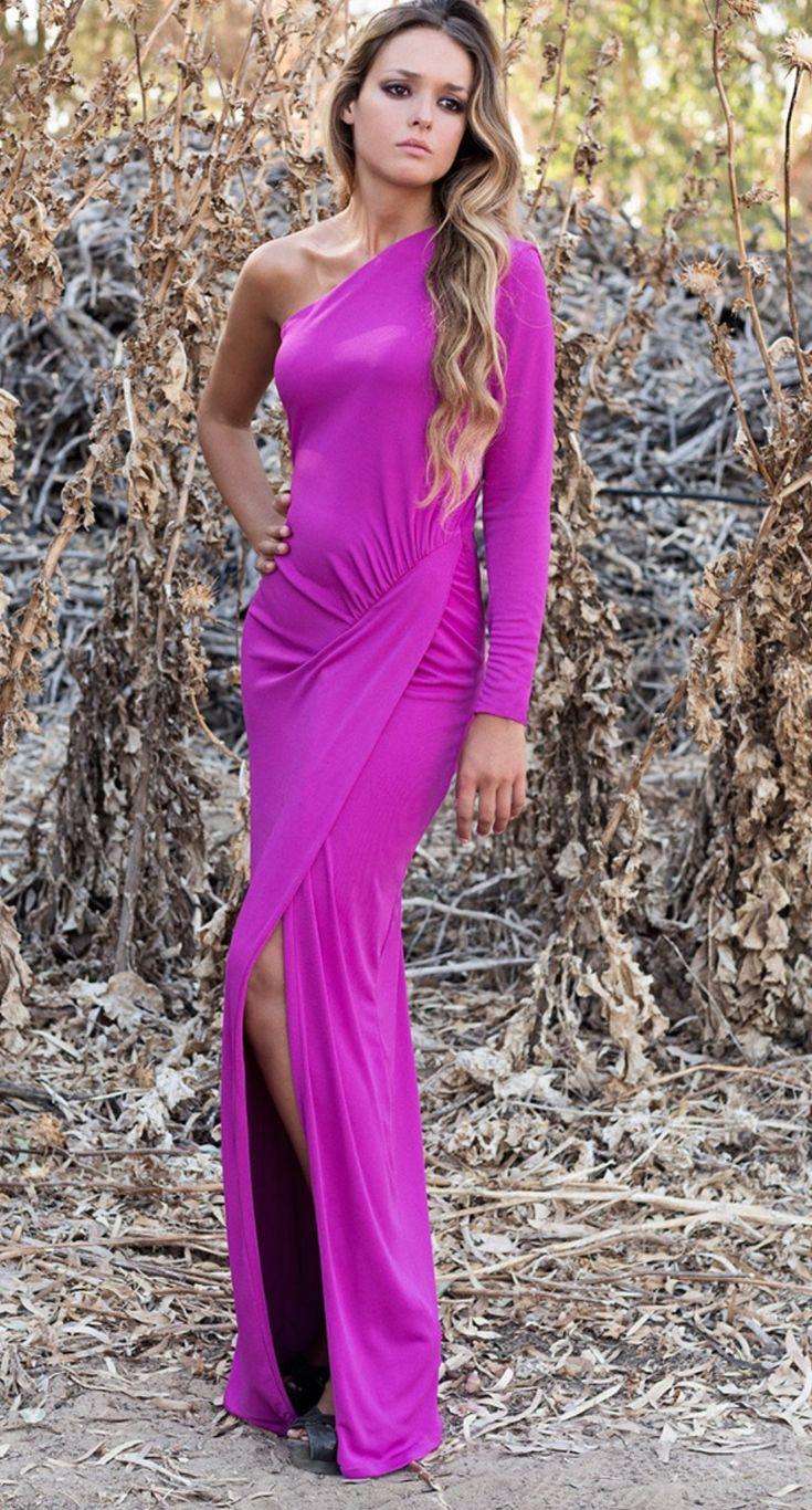 Lujo Vestido De Dama De Bronce Galería - Colección de Vestidos de ...