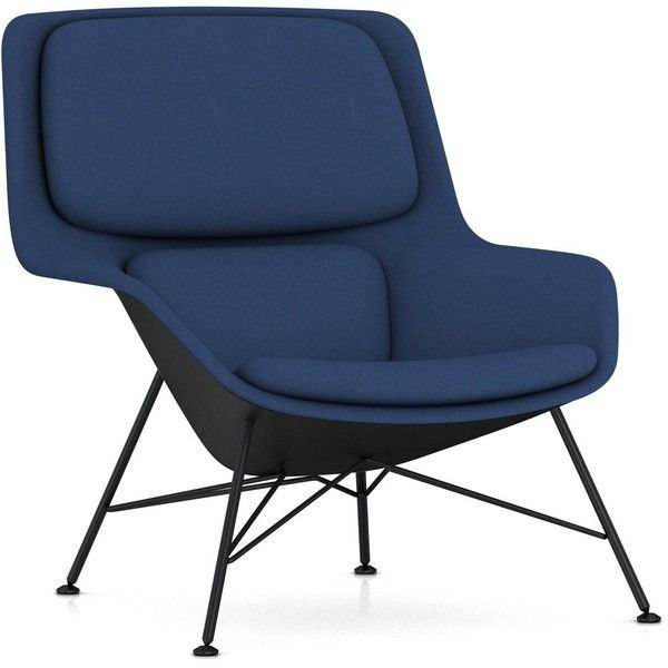 order your striad midback lounge chair an original design by markus jehs and jrgen laub this lounge chair is by herman miller