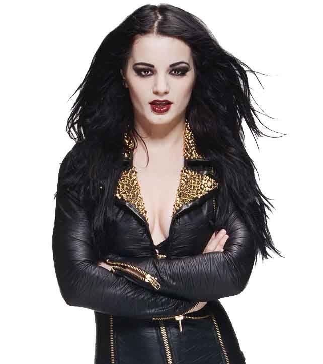 wrestler Saraya Jade Bevis Paige Stylish leather Jacket