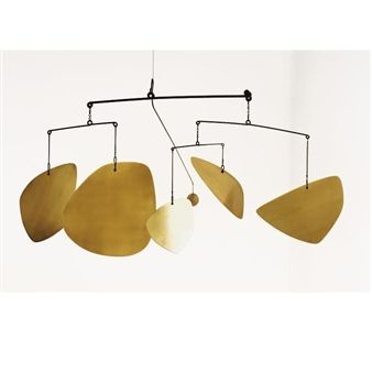BRASS IN THE SKY By Alexander Calder