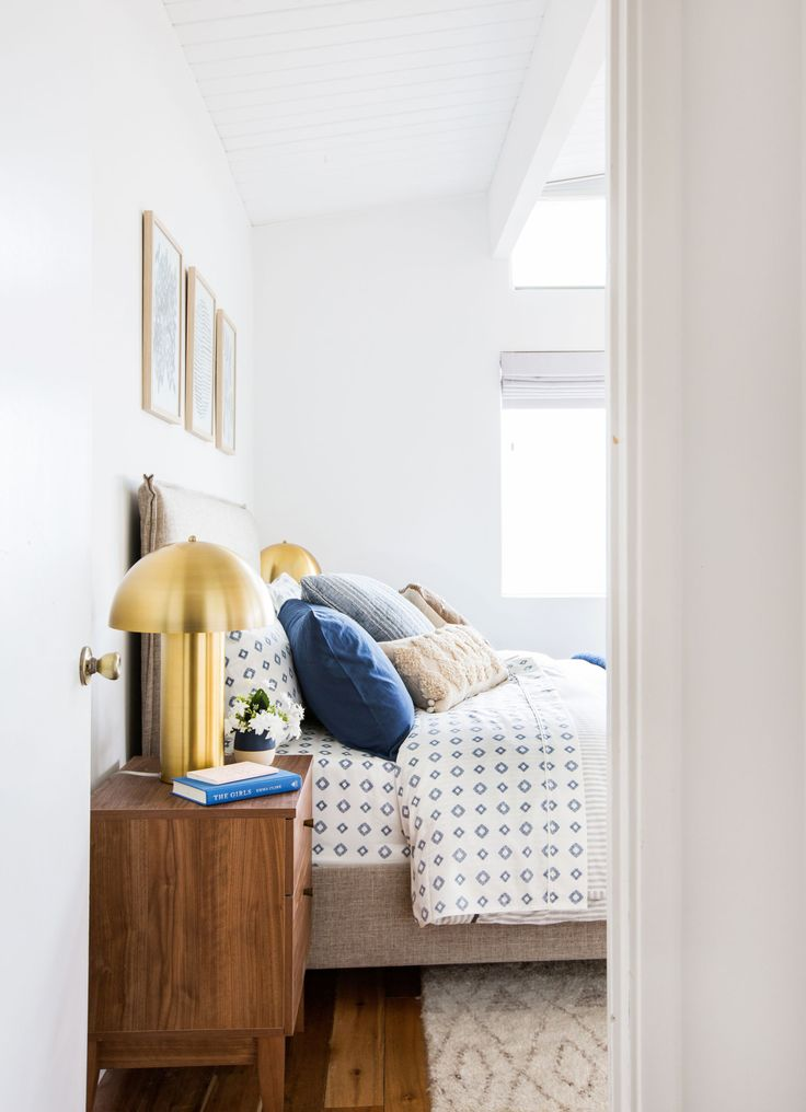 emily henderson // master bedroom styling