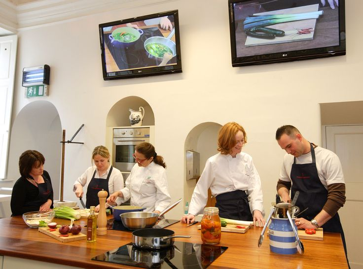 Specializing in small cookery class to give you more one on one with the tutor.