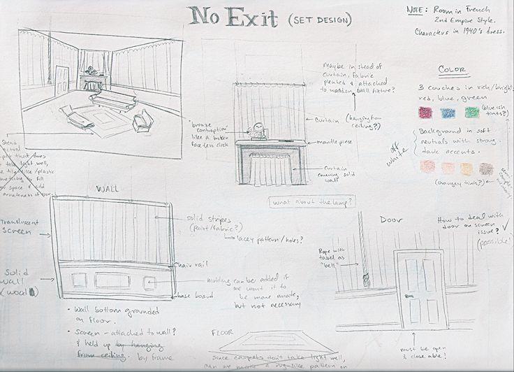32 best No Exit images on Pinterest | No exit, Jean paul sartre and ...
