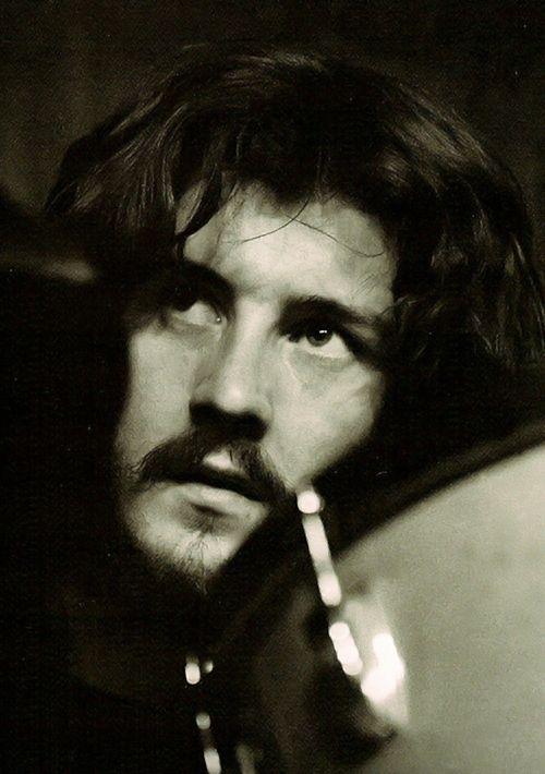 John Bonham, February 28, 1970 in Copenhagen, by Jan Persson.