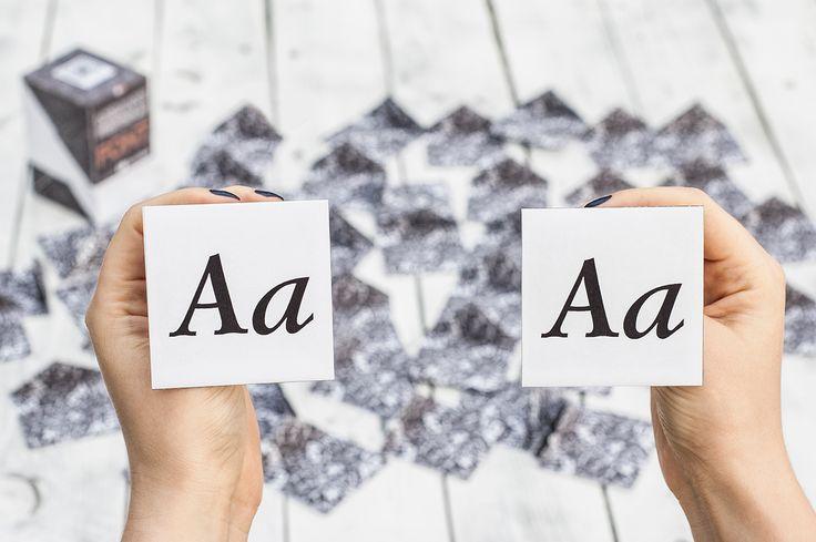 Free font Memory Print&Play on Behance