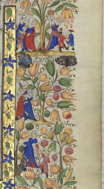 Horae ad usum romanum. Date d'édition : 1401-1500 Sujet : Reliures. XVIIe s Type : manuscrit Langue : Latin