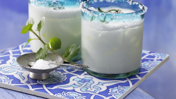 Türkischer Joghurt-Drink