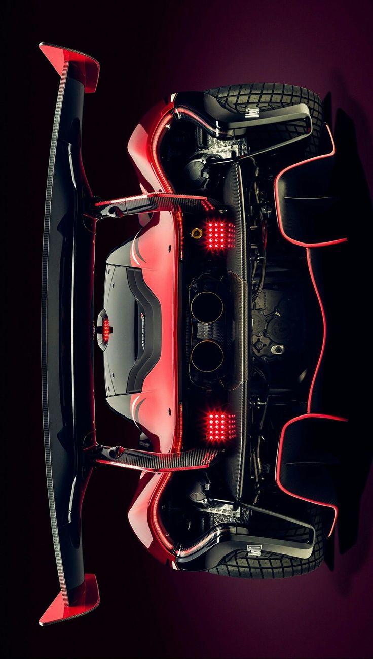 (°!°) McLaren P1 GTR #McLarenCar