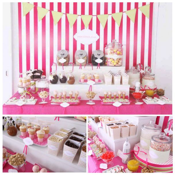 Sambellina's Party - Simple, Stylish Partyware and Stationery: Summer Party Inspiration : Ice Cream