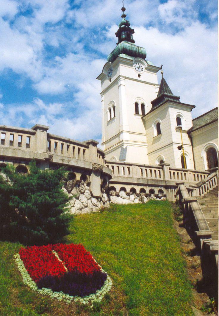 Church of St. Ondrej in Ružomberok, Slovakia