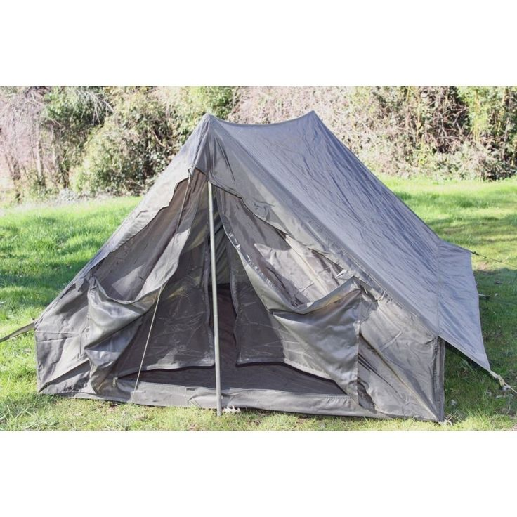 French Tent  2 Person Brand New Military Surplus | Sporting Goods, Outdoor Sports, Camping & Hiking | eBay!