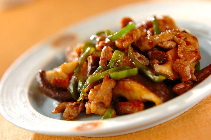 しっかり味だからおつまみやお弁当にも良いですね。シイタケの炒め物[中華/炒めもの]2008.12.15公開のレシピです。