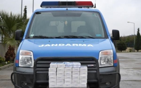 İlçemiz Kozan'a bağlı Gaziköy Kasabası (Mahallesi) Jandarma Karakol Komutanlığı ekipleri kaçak sigara satıcılarına aman vermiyor. Ayşehoca Mahallesinde yol emniyet ve kontrol devriyesi esnasında bisiklet ile seyir halindeki Cuma Boğa isimli şahsın kullandığı bisikletin heybesinde 130 paket kaçak sigara ele geçirildi. Kaçak sigaralara Cumhuriyet Savcısının talimatı ile el konulurken şüpheli Cuma Boğa'nın ifadesi Gaziköy Jandarma Karakol Komutanlığında alınarak serbest bırakıldı.