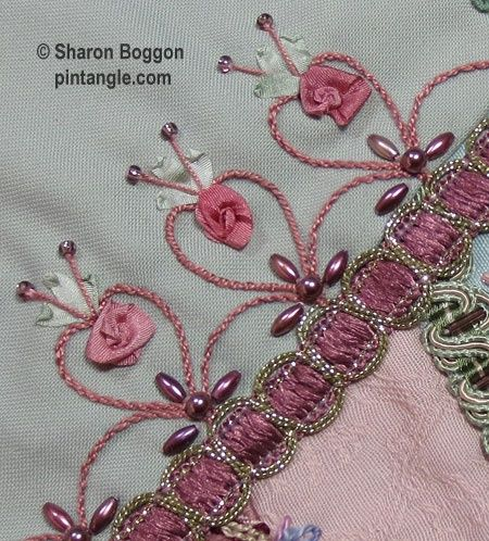 Crazy Quilt Stitches | CRAZY QUILT EMBROIDERY STITCHES – Embroidery Designs