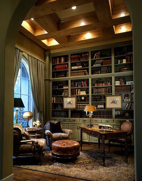 227 best Home Offices, Libraries & Craft Rooms images on Pinterest ...