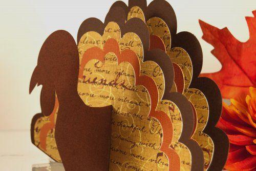 easy thanksgiving paper turkey craft
