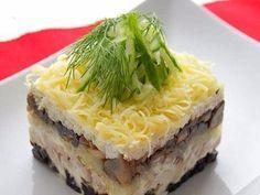 Диетический салат скушать будет всякий рад! А к тому же очень вкусный! Улыбнись и не будь грустный! ...