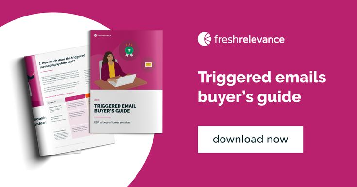 Triggered Email Buyer's Guide: ESP Vs Best-of-breed Solution