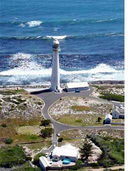 Climb a lighthouse, Cape Town, South Afric