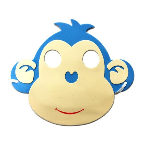 Just added to our store : Monkey Childrens ... See it here http://www.simplypartysupplies.co.za/products/monkey-2-childrens-foam-animal-mask-blue?utm_campaign=social_autopilot&utm_source=pin&utm_medium=pin #fancydress #fb