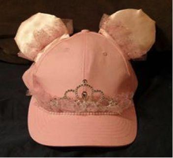 Make Your Own Custom Baseball Hat Mickey Ears