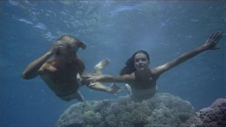The blue lagoon nude scenes pics 46