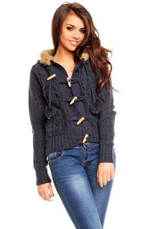 Sweterek 90262ARS c.niebieski