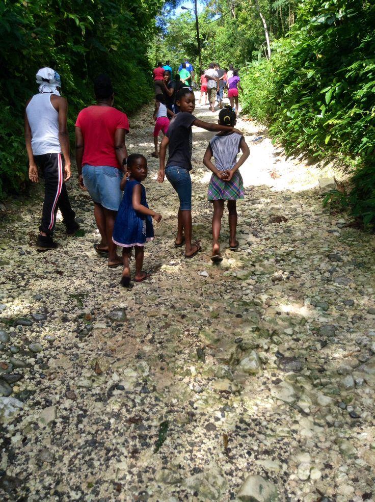 Rural Jamaica