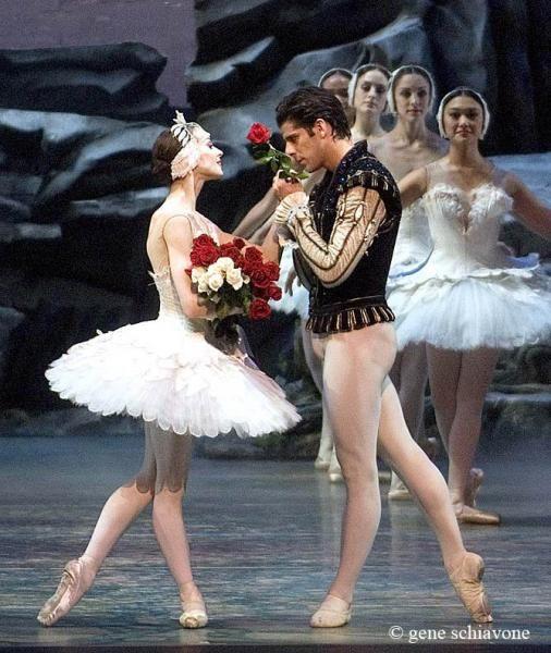"""Diana Vishneva & Marcelo Gomes """"Swan Lake"""""""
