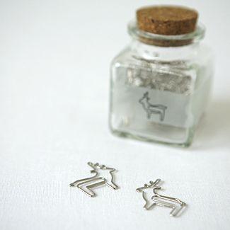 Deer Paper Clips