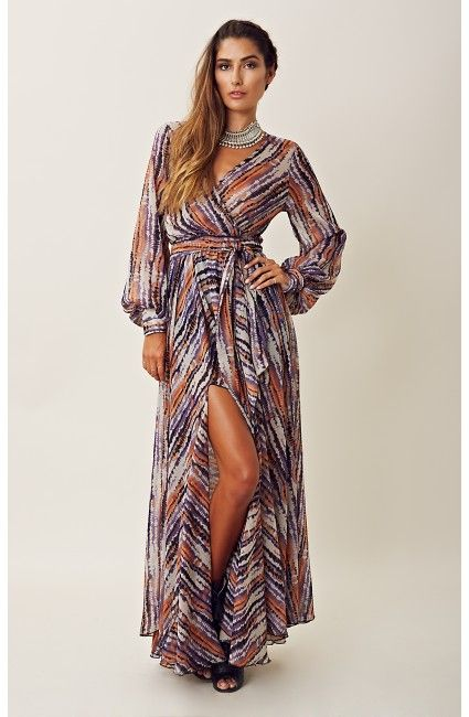 Long 70s dress 4 best