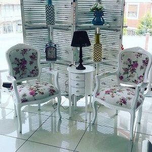 Kursi Teras Sofa Cat Duco | Alfah Furniture