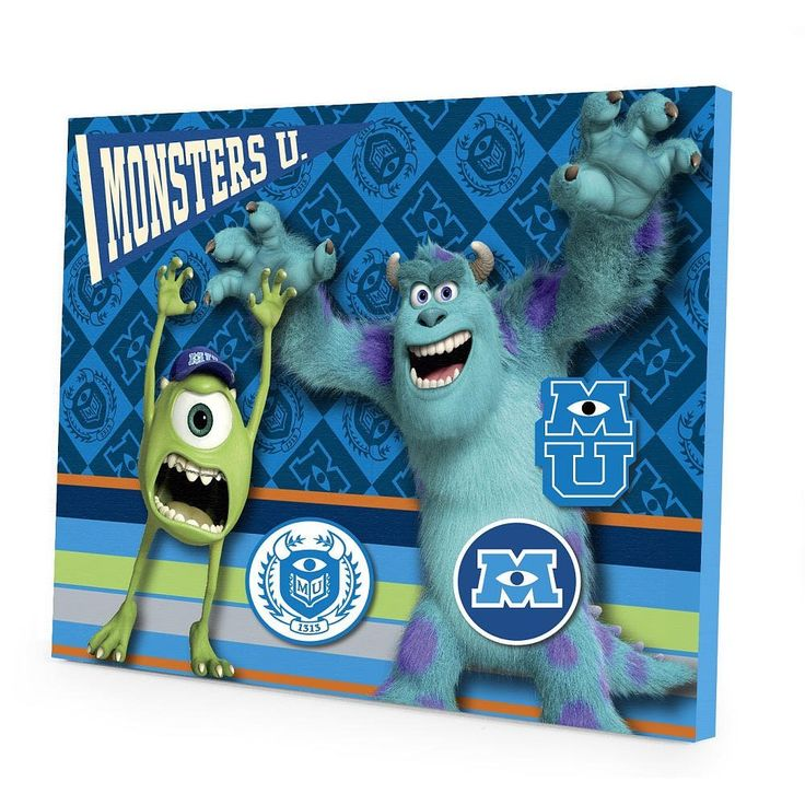 1000 images about monsters inc kids decor on pinterest for Monster advanced search