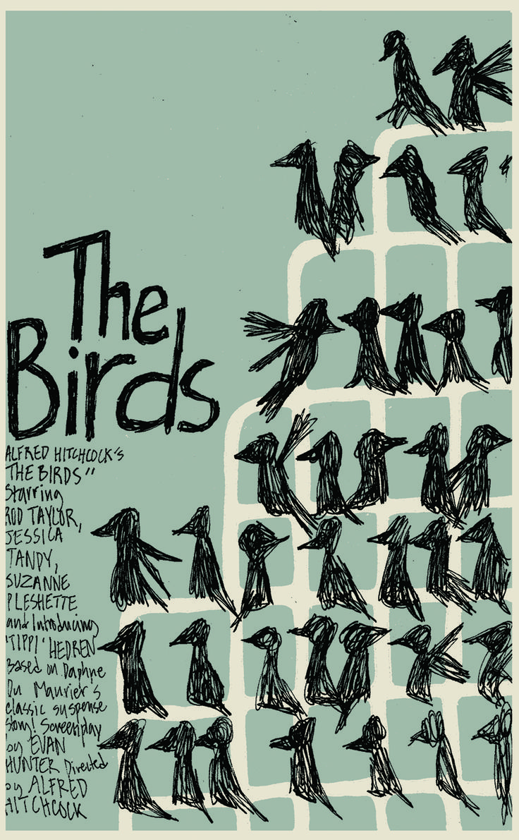 My favourite Hitchcock: The Birds