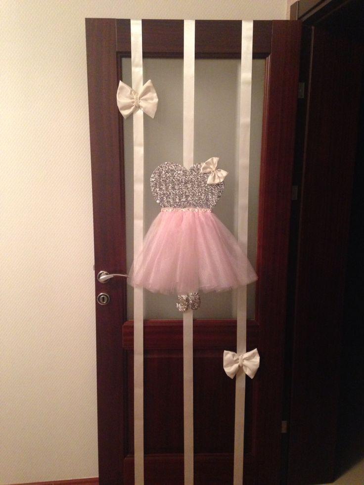 Bebek kapı süsleri