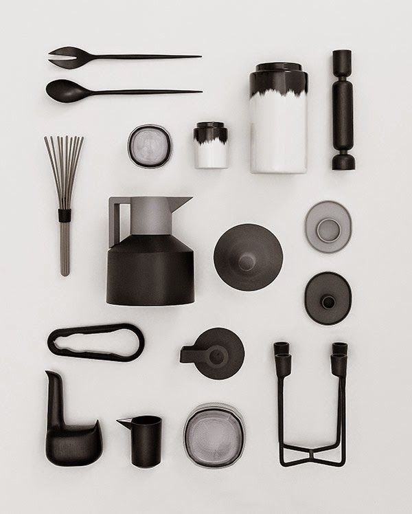Everything in the picture above is from Normann Copenhagen