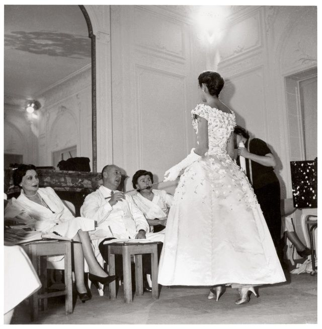 The National Gallery of Victoria is celebrating 70 years of haute couture at Dior. Shining a light on the Parisian house and its incomparable expertise, it