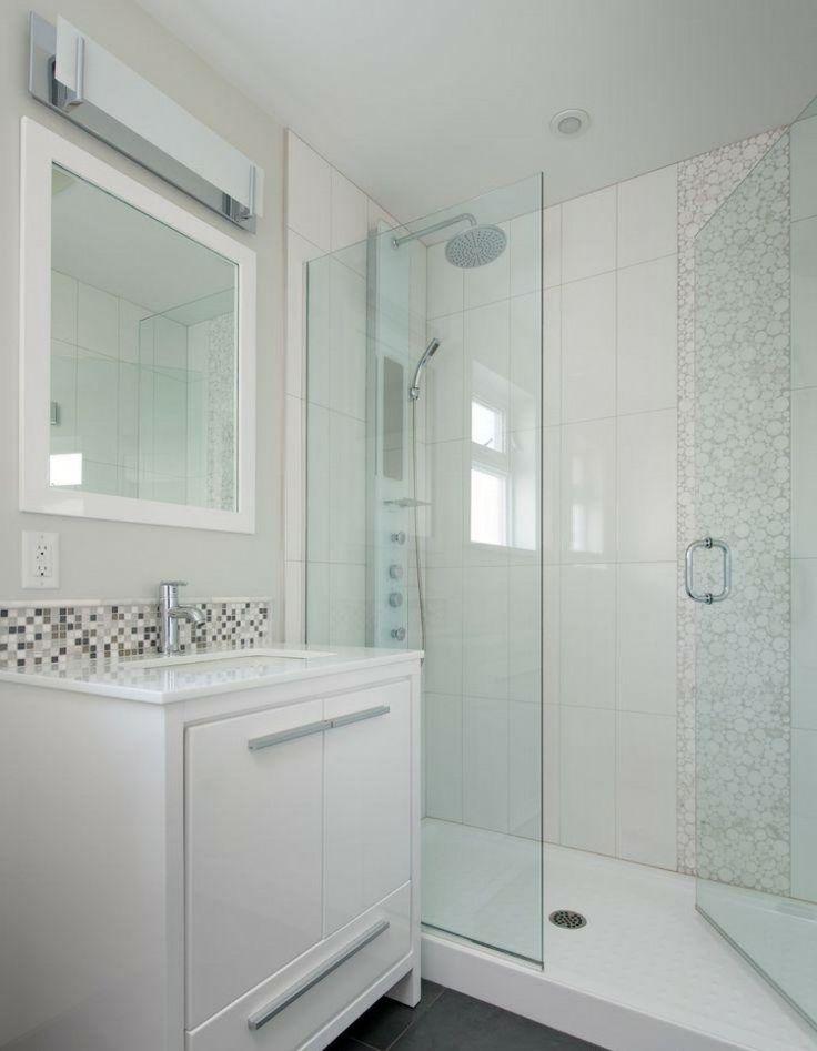 Las 25 mejores ideas sobre cuarto de ba o con mosaicos en - Alicatado banos pequenos ...