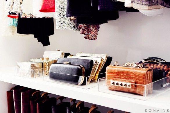 Exclusive: Jaime King Gets a Dream Closet Makeover via @domainehome