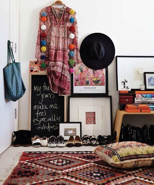 Stylish Homes: Tash Sefton : Table Tonic