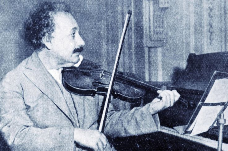 Seeking to untangle the theory of relativity—which scientists announced confirmation of this week—Albert Einstein turned to the pure simplicity of Wolfgang Amadeus.