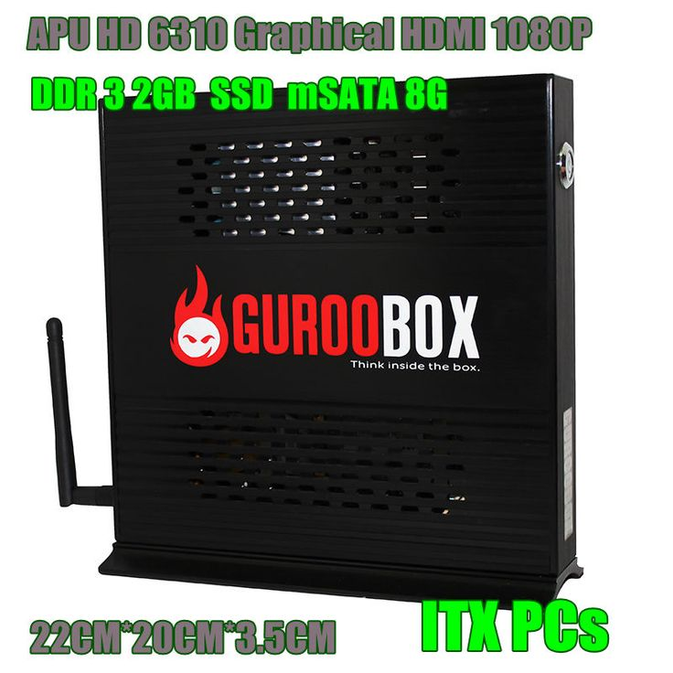 Cheap desktop computers, Buy Quality computer desktop directly from China ssd desktop Suppliers: Full HD Dual-core 1.6GHz 8G SSD 2G RAM Mini Desktop Computer WIFI 150mb/s Aluminum Chassis ITX Architecture